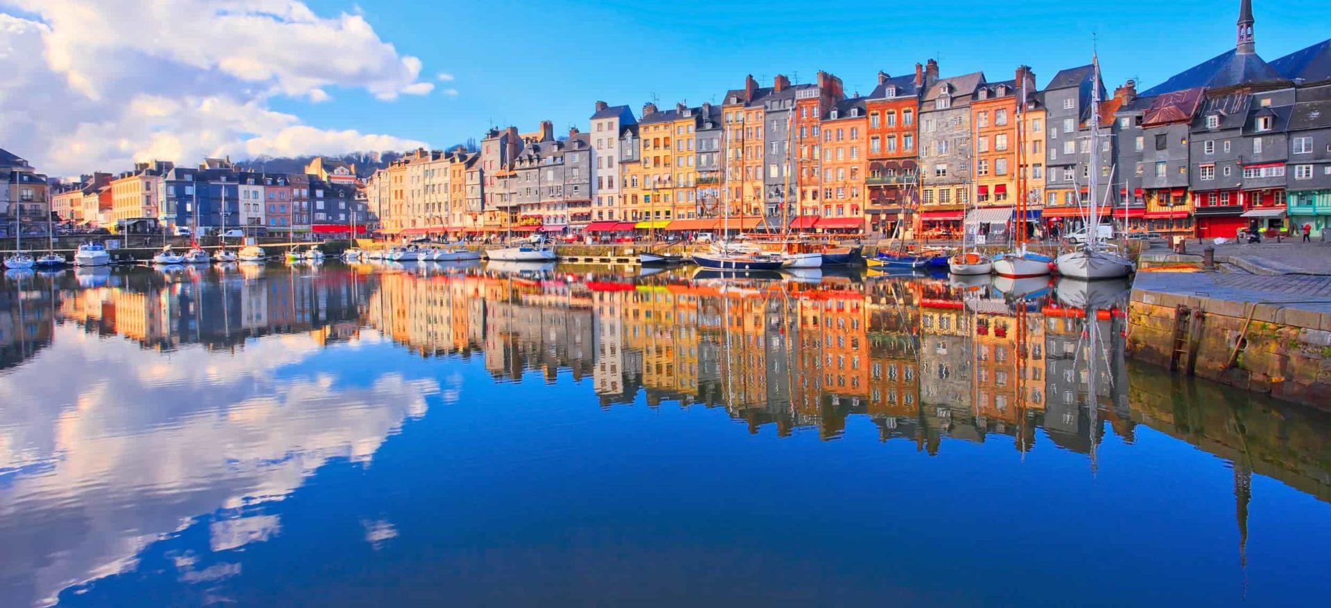 Путешествие по городам Франции